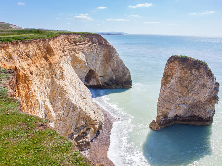A perfect day on the Isle of Wight