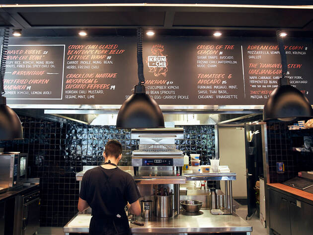 Jeremy Ford kitchen - Time Out Market