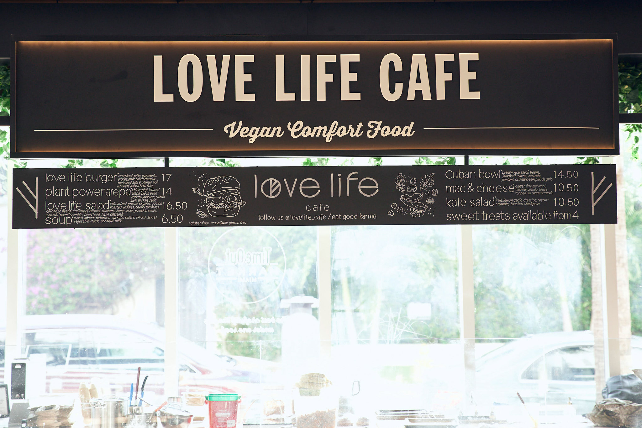 Love Life Cafe food menu - Time Out Market