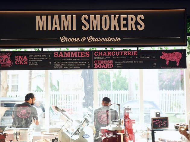 Miami Smokers menu - Time Out Market
