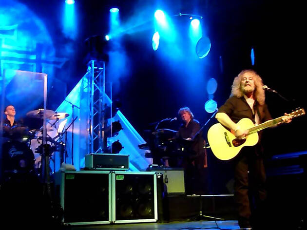 Barclay James Harvest featuring Les Holroyd