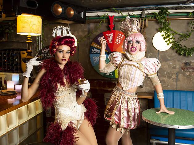 The Oyster Club: Glamdrogynous Freakshow