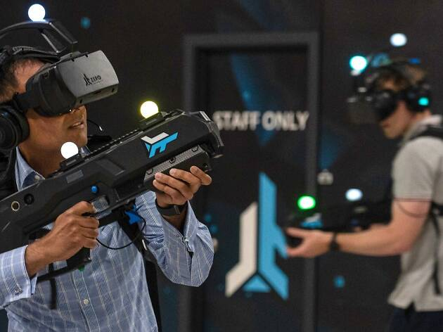 Six awesome VR experiences to try in Hong Kong — Time Out
