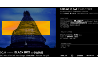 N.E.O.N presents Black BOX