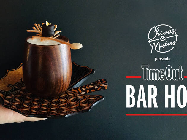 Join us for an exclusive bar-hopping experience during the inaugural Chivas Masters Week