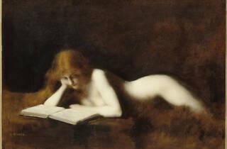 Henner Jean Jacques (1829-1905). Paris, musée d'Orsay.