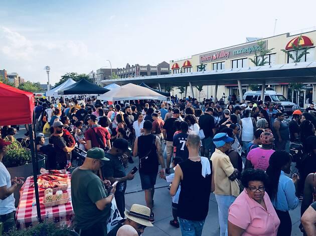 Bronx Night Market