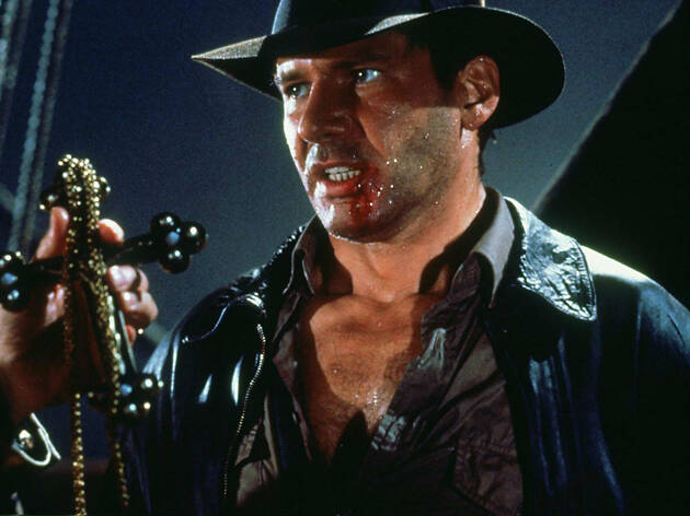 Henry Walton Jones Jr de Indiana Jones y los cazadores del arca perdida.