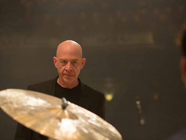 Terence Fletcher de Whiplash: Música y obsesión.