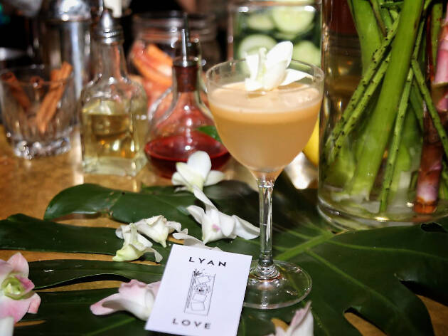Evening of Tiki at the Spare Room