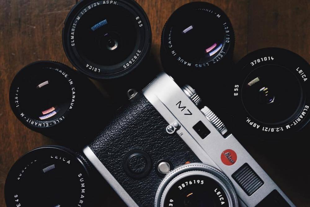 The guide to film cameras in Singapore