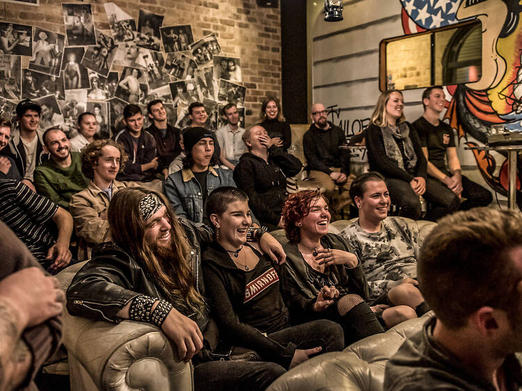 The best comedy nights in Sydney