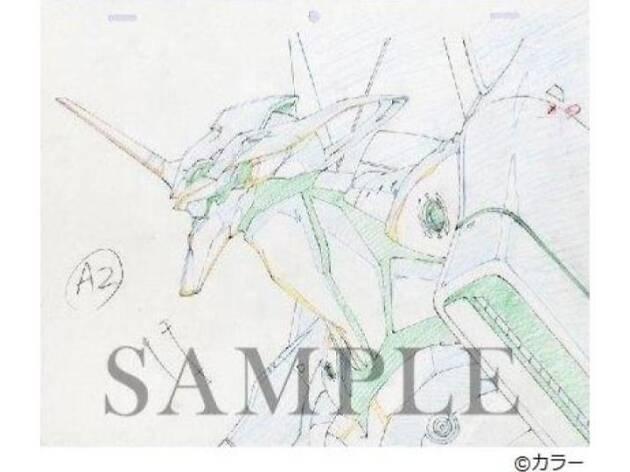 ヱヴァンゲリヲンと日本刀展+EVANGELION ARTWORK SELECTION