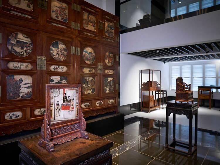 兩依藏博物館:億元明式傢具