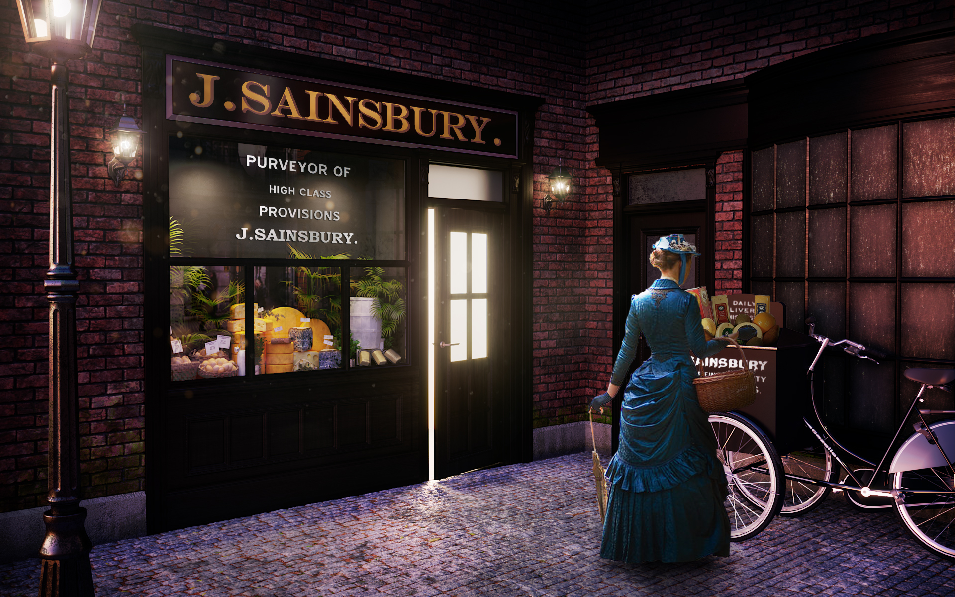The Sainsbury's 150 Experience