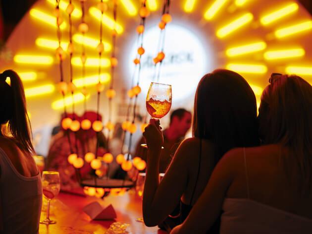 The Aperol Spritz Big Birthday Social