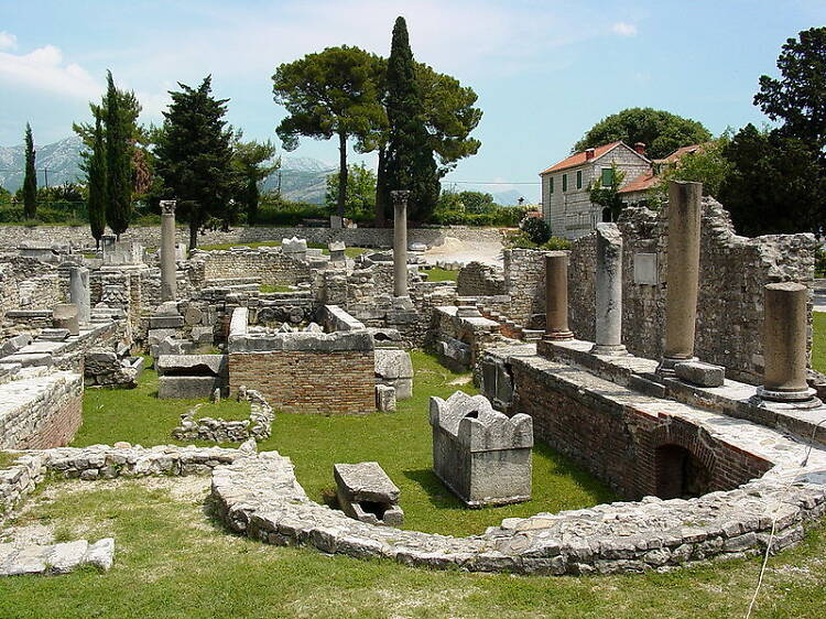 See how the Romans lived