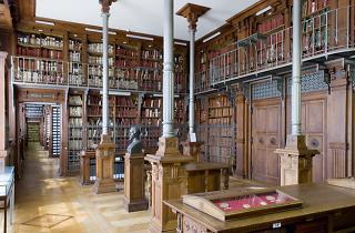 Visite guidée des Grands dépôts d'archives