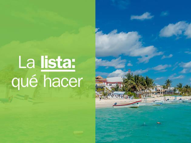10 Cosas Que Puedes Hacer En Cancún