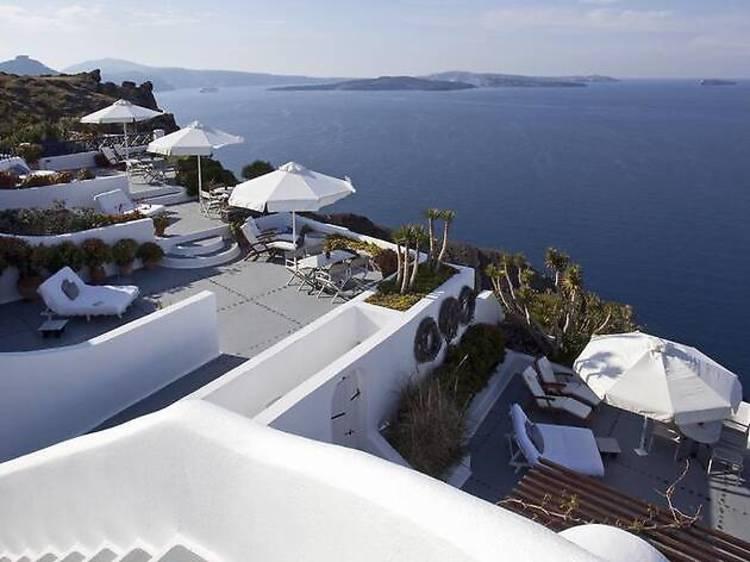 1. Passer une nuit dans l'un des meilleurs hôtels du monde