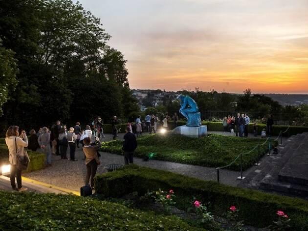 Visite libre du musée Rodin de Meudon