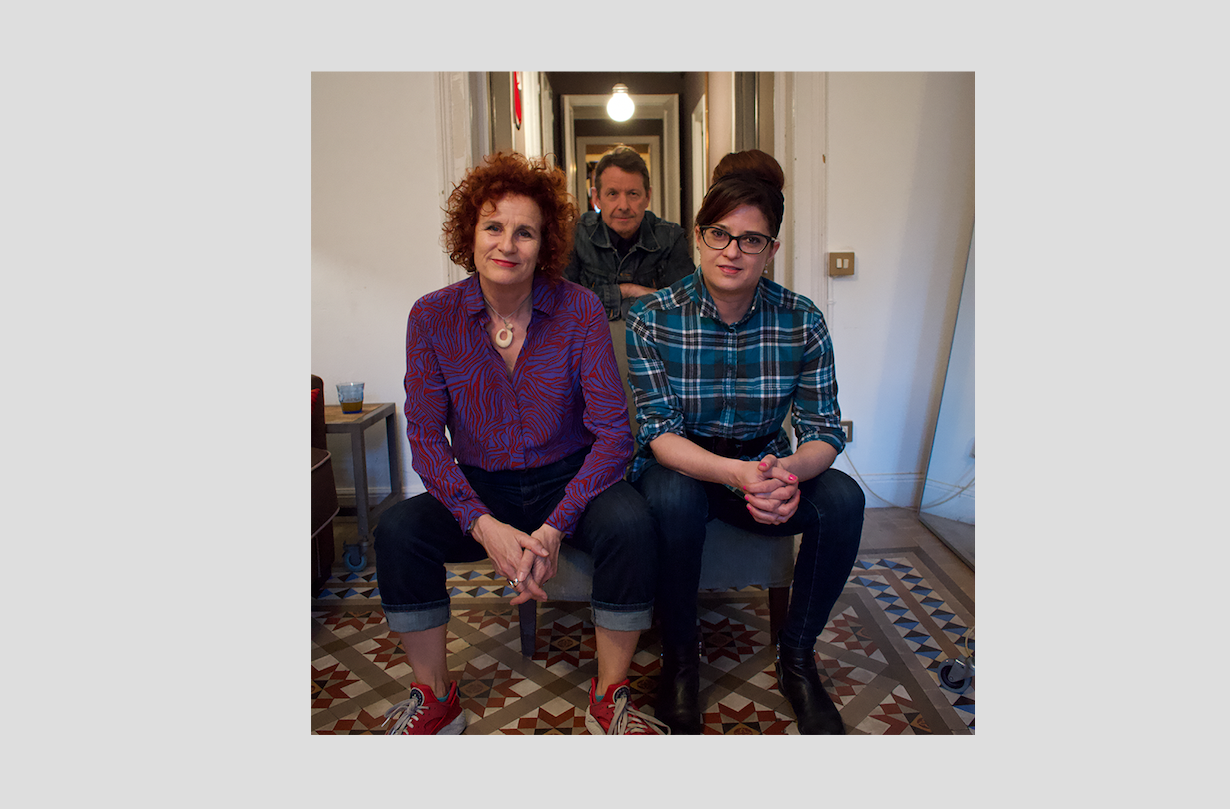 Peter Loveday + Sara Davison + Naomi Wedman