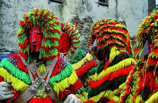 festival máscara ibérica