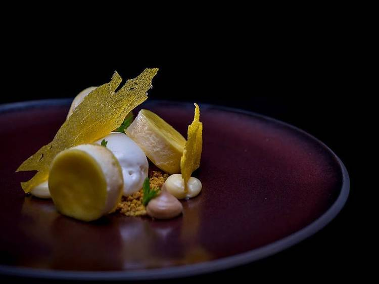 Eat a Michelin-starred meal at 360