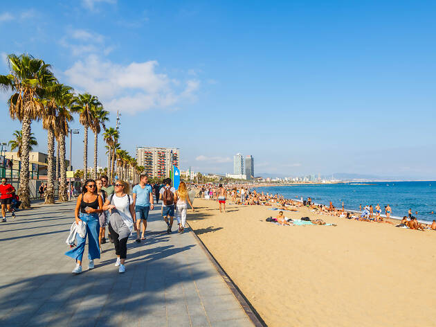 Pleasing 8 Best Barcelona Beaches For Year Round Sun And Fun Lamtechconsult Wood Chair Design Ideas Lamtechconsultcom