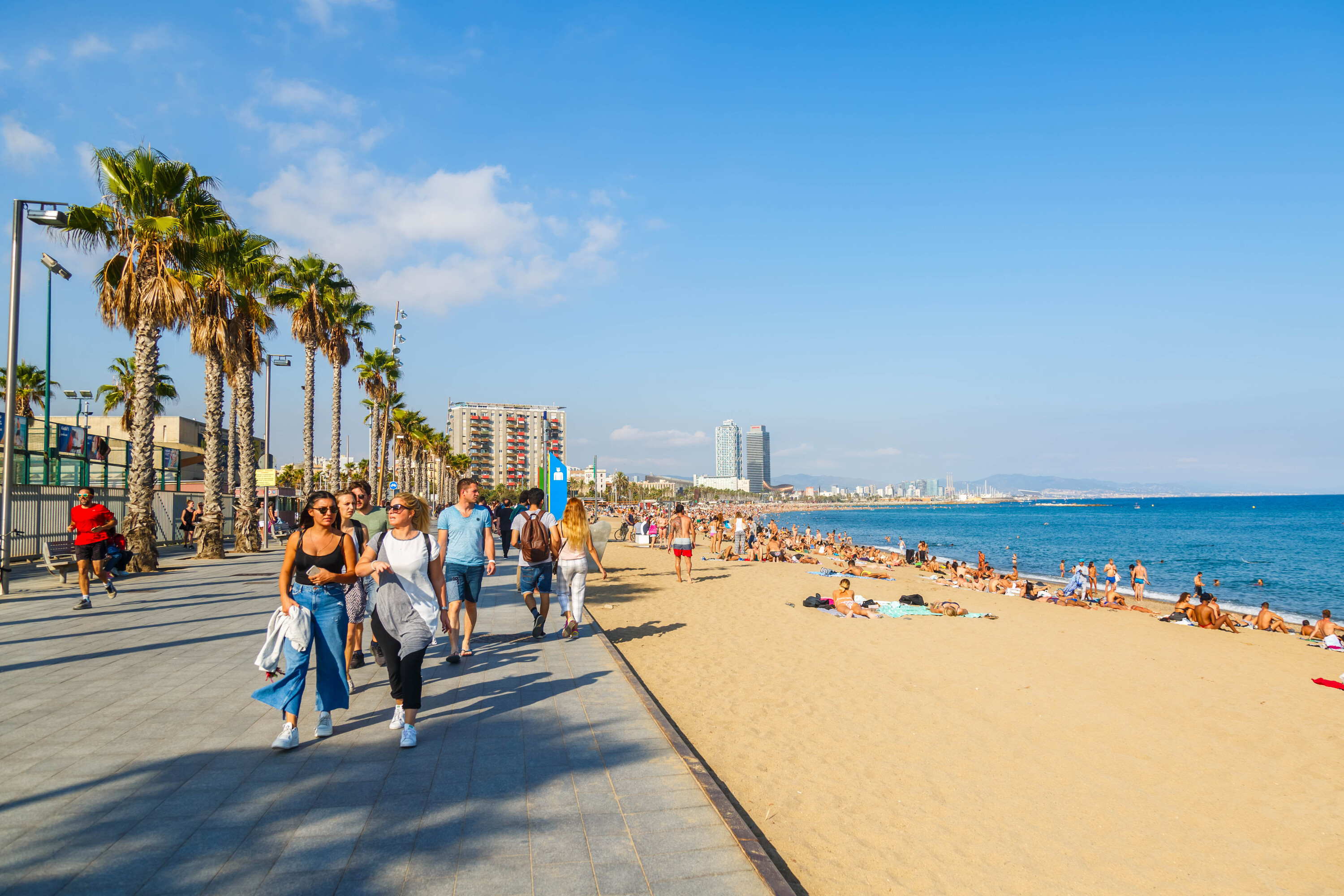 11 tourist attractions in Barcelona