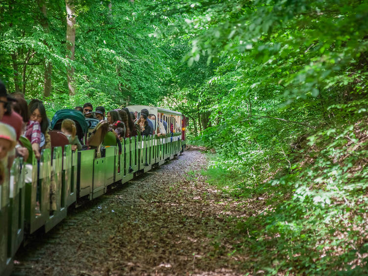 12 best family day trips from London