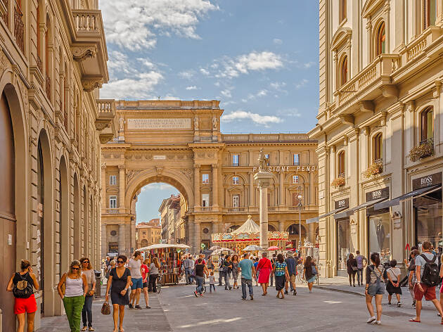 Shopping in Florence: Where to Go and What to Buy