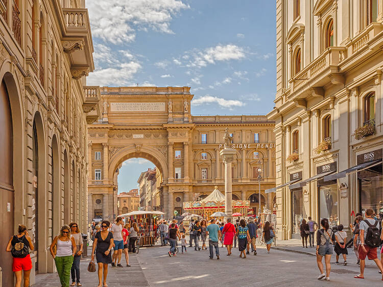 Where to go shopping in Florence