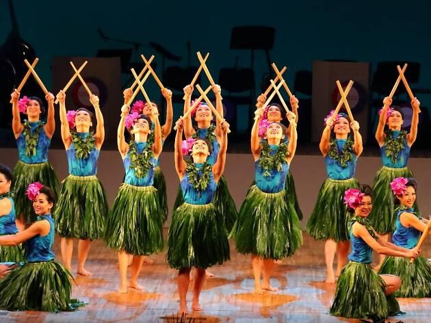 大江戸 Hawaii Festival