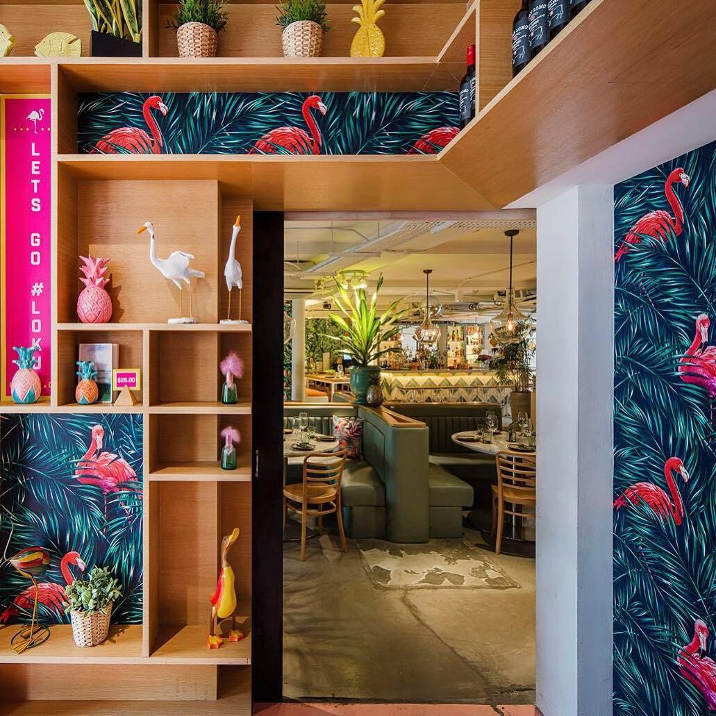 The best tropical-themed cafes and restaurants in Singapore