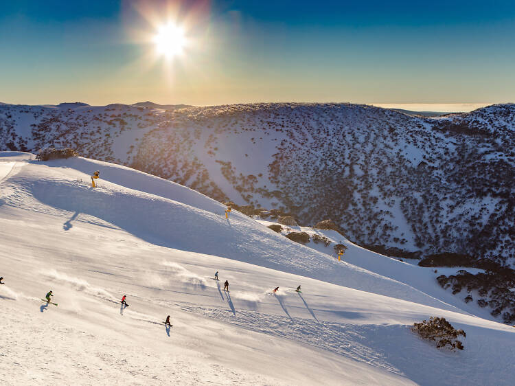 A comprehensive guide to Victoria's snow season
