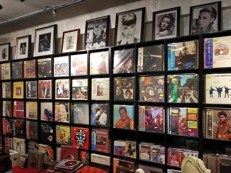唱片博物館:音樂發燒友珍藏晒冷