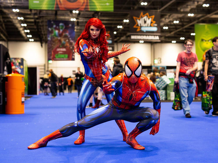 Geek out at the return of MCM London Comic Con