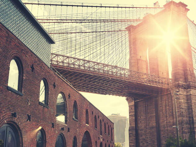 Dumbo: Explore the Time Out Market nabe with your kids