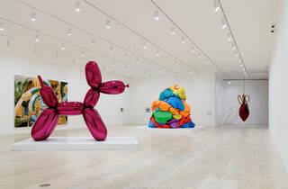La primera exposición en Latinoamérica que conjunta el trabajo de Marcel Duchamp y Jeff Koons