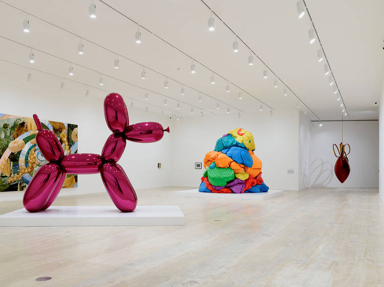 Marcel Duchamp y Jeff Koons para principiantes: 5 piezas esenciales de su exposición