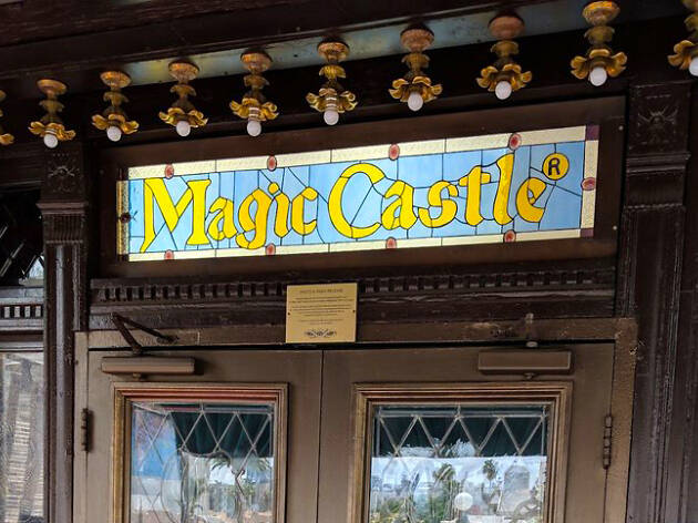 How to get into the Magic Castle Los Angeles