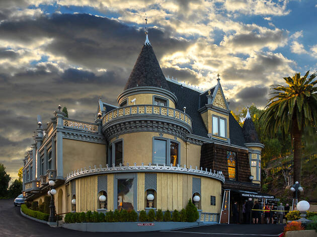 The Magic Castle in Hollywood Los Angeles how to get in