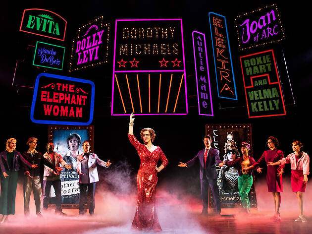 Broadway's Tootsie musical is coming to Australia
