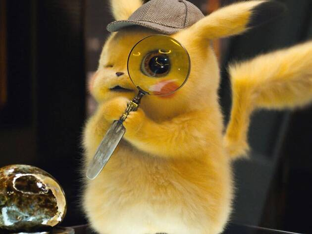 Pokémon. Detective Pikachu