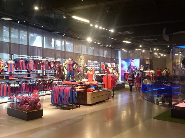 Botiga Barça Store