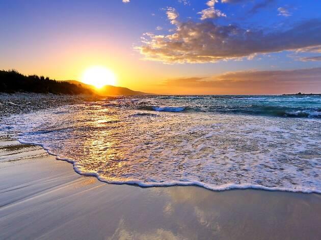 Nin beach