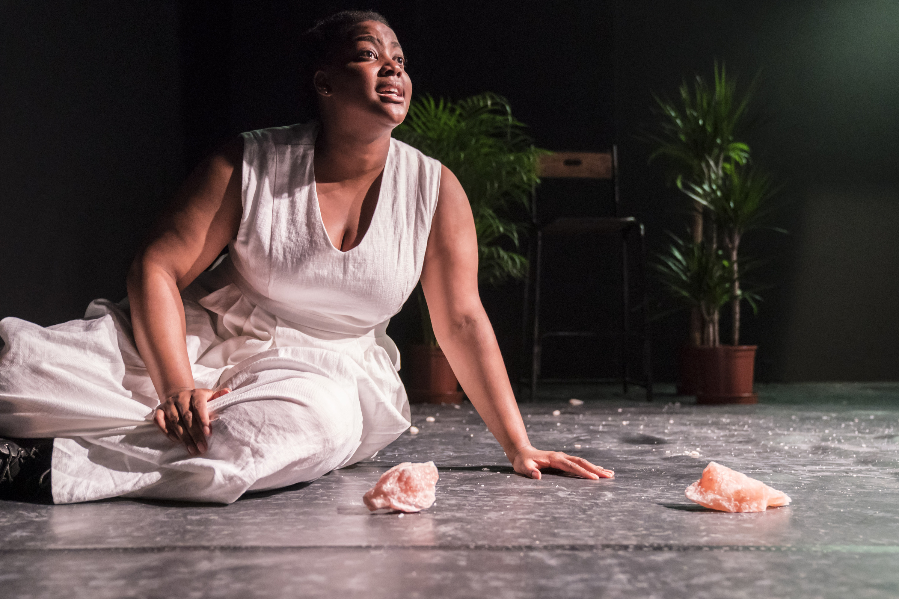 salt., Selina Thompson, Royal Court