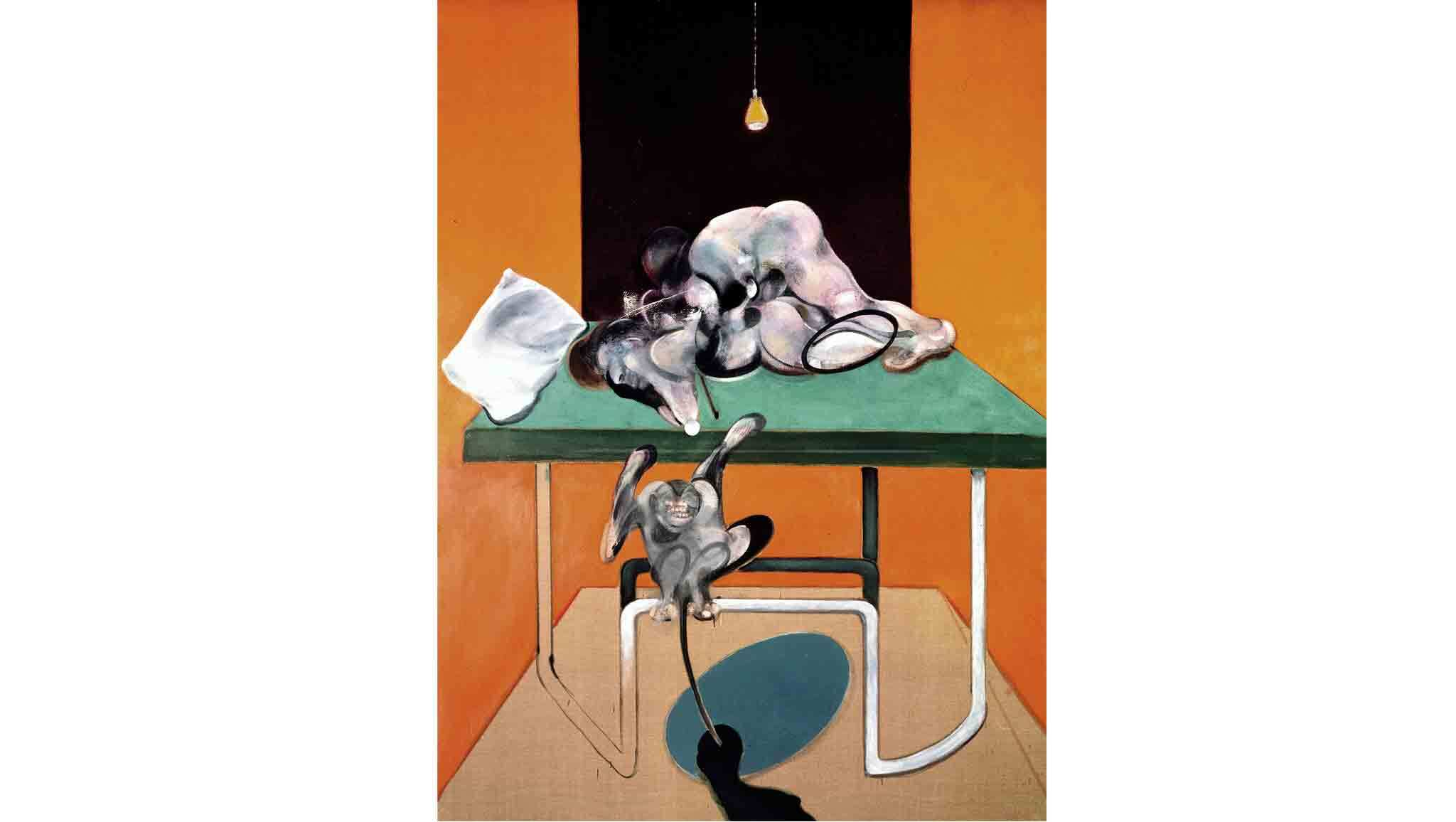 Francis Bacon: 'Couplings'