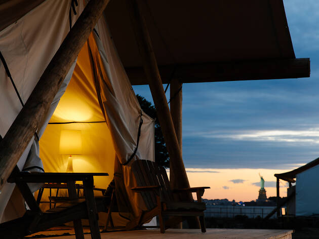 The Best Glamping Near NYC at Parks and Campgrounds